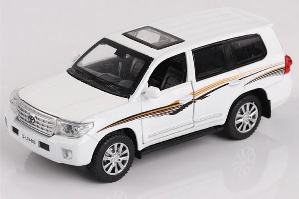 Toyota Land Cruiser 1:32 Double Horses