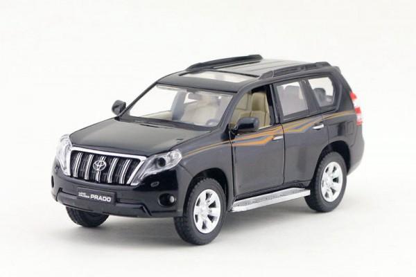 Toyota Land Cruiser Prado 2016 1:32 Sheng Hui