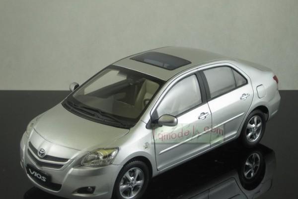 Toyota Vios 2009 1:18 Paudi