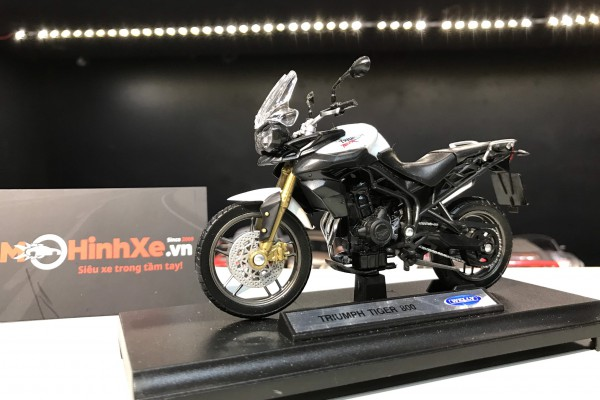 Triumph Tiger 800 1:18 Welly