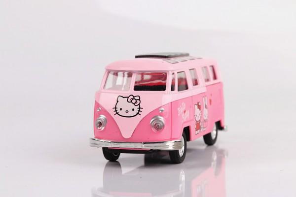 Volkswagen Bus Hello Kitty 1:32 Hãng khác
