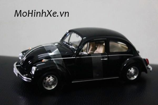 Volkswagen Classic Beetle 1:24 Welly