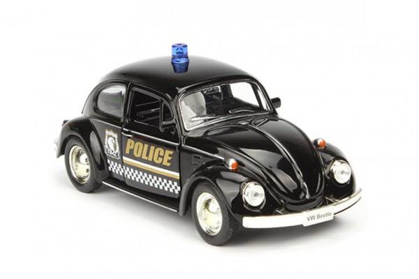 Volkswagen Classic Beetle Police 1:36 RMZ City