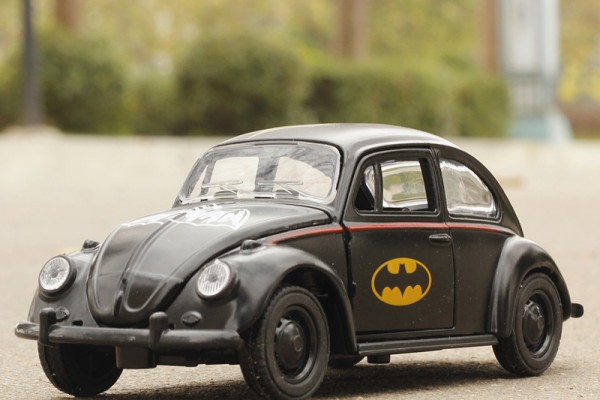 Volkswagen Classic Bettle Batman 1:36 Hãng khác