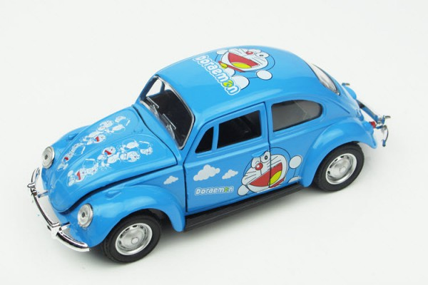 Volkswagen Classic Bettle Doraemon 1:36 Hãng khác