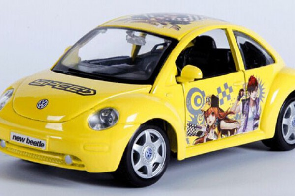 Volkswagen New Beetle 1:24 Maisto