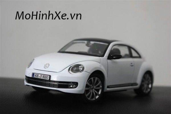 Volkswagen New Beetle 1:24 Welly