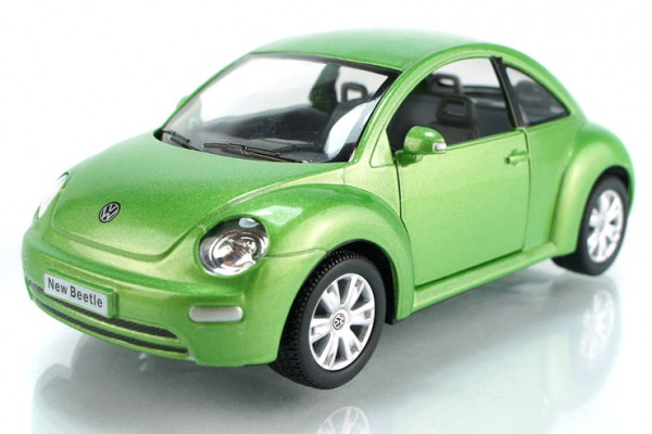 Volkswagen New Bettle 1:24Kinsmart