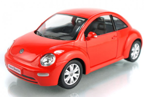 Volkswagen New Bettle 1:24 Kinsmart