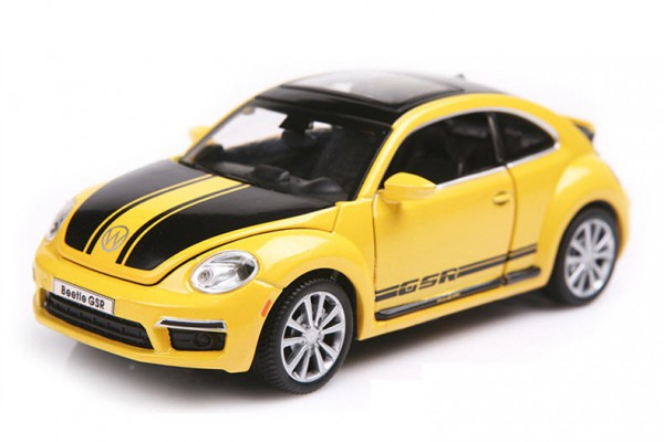 Volkswagen New Bettle GSR 1:32 Double Horses