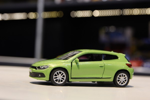 Volkswagen Scirocco 1:36 Welly