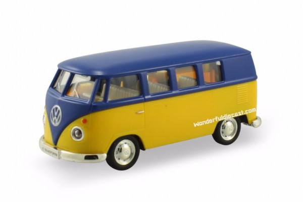 Volkswagen T1 Transporter 1:36 RMZ City