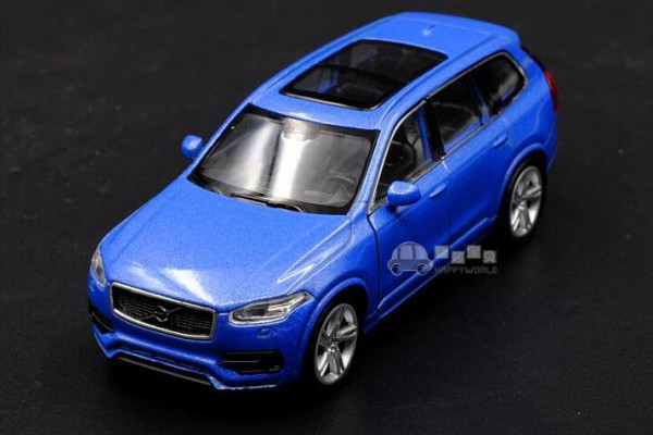 Volvo XC90 1:36 Welly