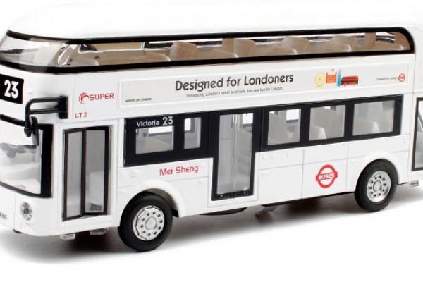 Xe Bus 2 tầng London No.23 1:32 Hãng khác