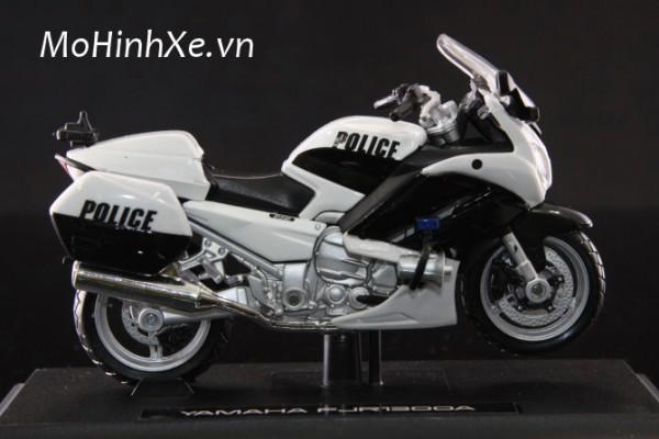 Yamaha FJR1300A Police 1:18 Maisto