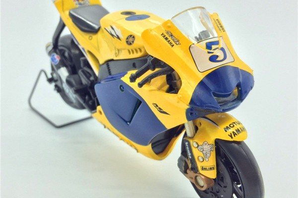 Yamaha M1 GP No.5 1:18 NewRay