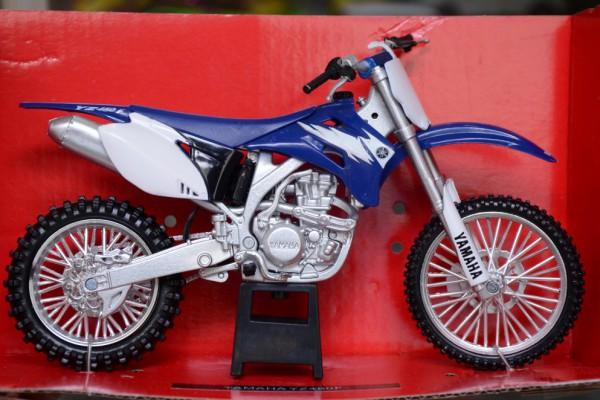 Yamaha YZ450F 1:12 NewRay