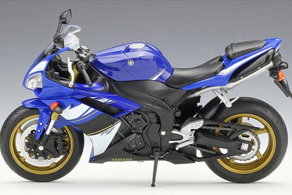 Yamaha YZF-R1 1:10 Welly