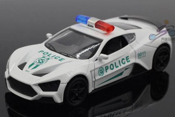 Zenvo ST1 Police 1:32 Hãng khác