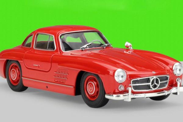 1954 Mercedes-Benz 300 SL 1:24 Welly-FX