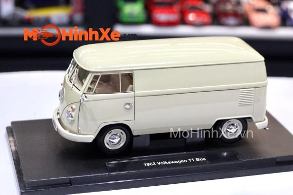 1963 Volkswagen T1 Bus 1:18 Welly
