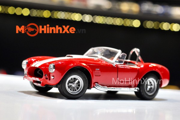 1965 Shelby Cobra 427 S/C 1:24 Welly-FX