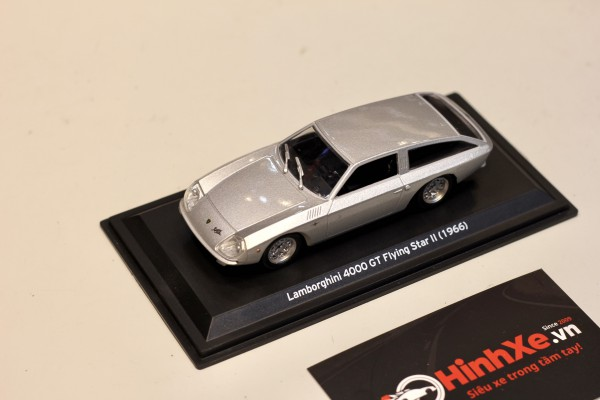 1966 Lamborghini 4000 GT Flying Star II 1:43 LEO