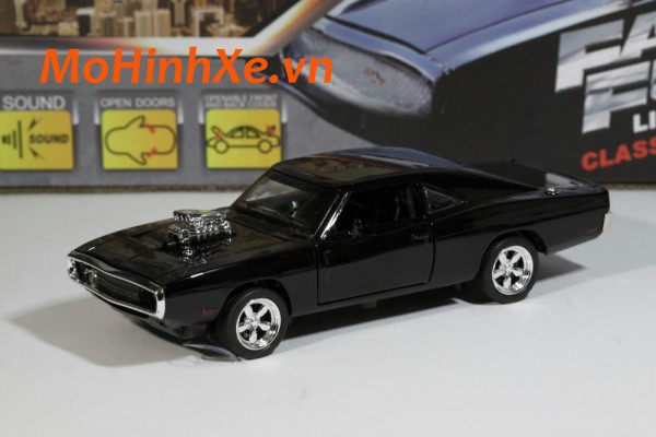 1970 Dodge Charger R/T 1:32 Mini Auto