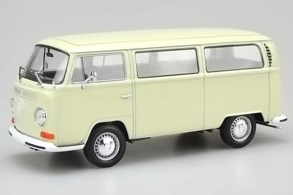 1972 Volkswagen Bus T2 1:24 Welly