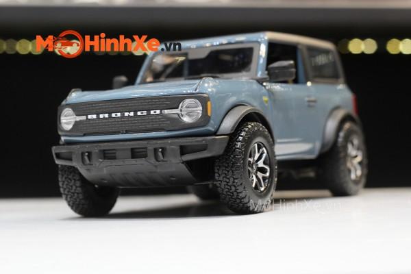 2021 Ford Bronco Badlands 1:24 Maisto