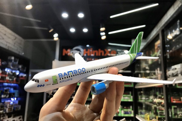 Airbus A320 Bamboo Airways 1:200 Aircraft Model