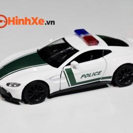 Aston Martin Vantage Police Dubai 1:36 RMZ City
