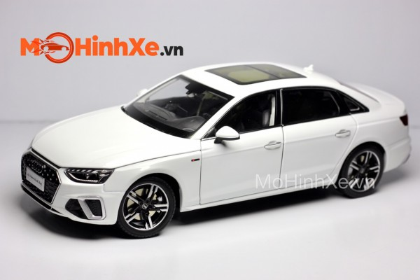 Audi A4L All New 2020 1:18 Paudi