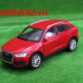 Audi Q3 1:36 Welly