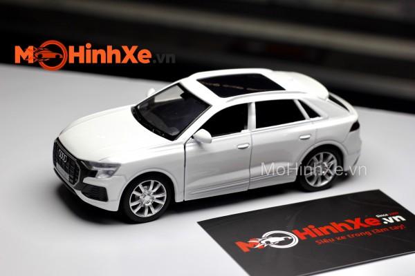 Audi Q8 1:36 Jackiekim