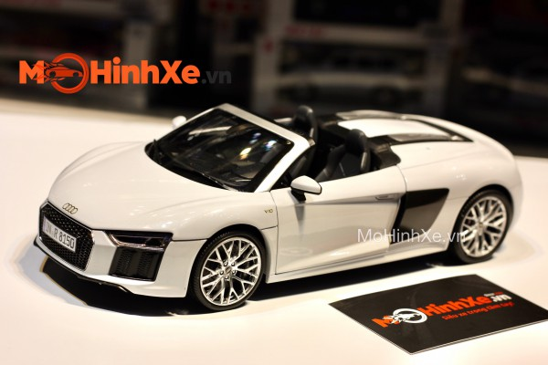 Audi R8 Spyder V10 1:18 iScale