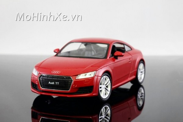 Audi TT Coupe 1:24 Welly