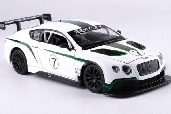 Bentley Continental GT3 Concept No.7 1:24 MSZ