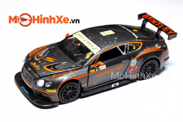 Bentley Continental GT3 No.8 1:32 MSZ