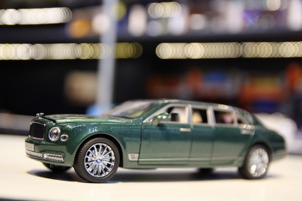 Bentley Mulsanne Grand Limousine 1:24 XLG