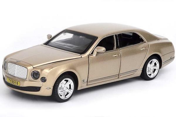 Bentley Mulsanne Speed 1:32 TY Models