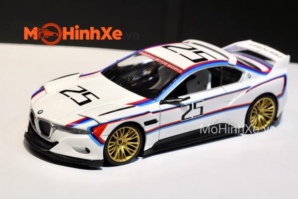 BMW 3.0 CSL Hommage R 1:24 MSZ