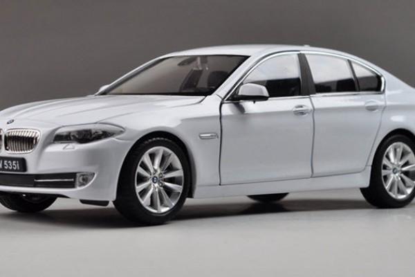 BMW 535i 1:24 Welly-FX