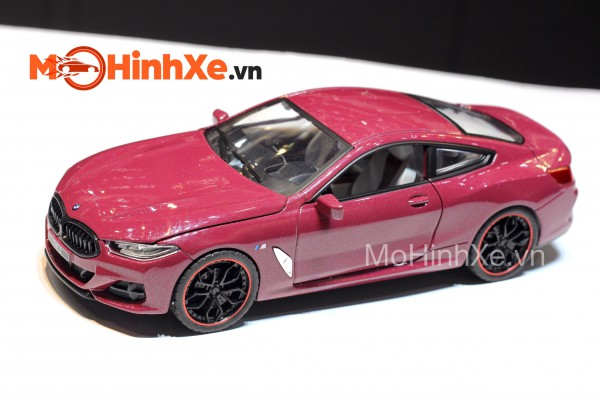 BMW 840i M Sport 1:24 HengTeng Model