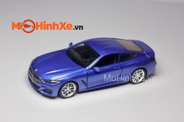 BMW 850i Coupe 1:35 MSZ