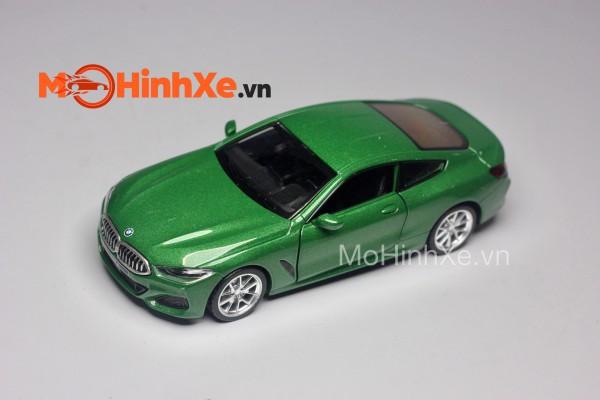 BMW 850i Coupe 1:35 MSZ