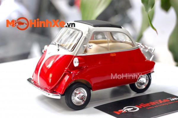 BMW Isetta 1:18 Welly