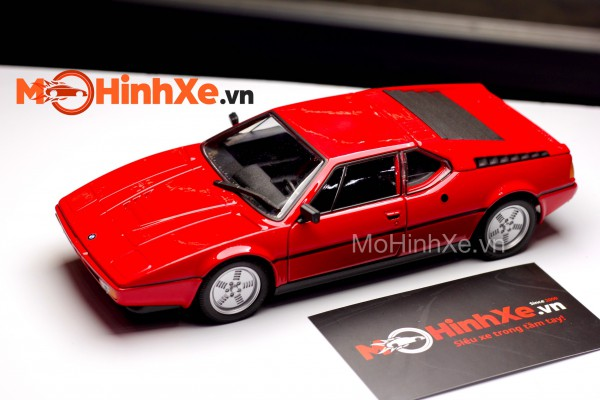 BMW M1 1:24 Welly