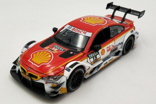 BMW M4 DTM No.15 1:32 Uni-Fortune