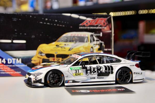 BMW M4 DTM No.31 1:24 MSZ